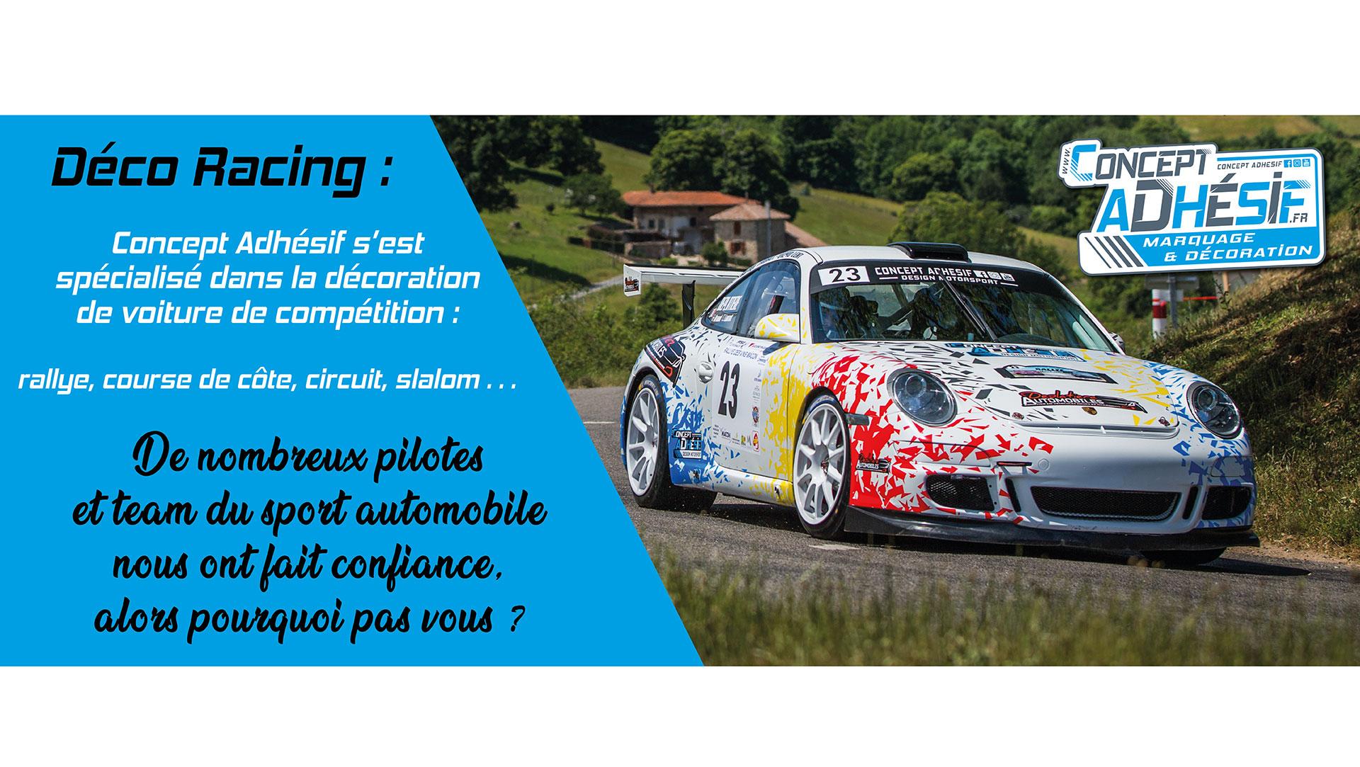 Déco Racing